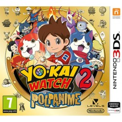 Yo-Kai Watch 2 Polpanime
