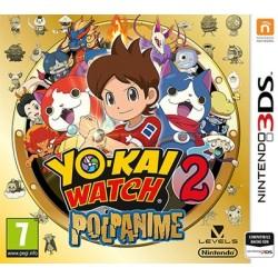 Yo-Kai Watch 2 Spiritossi