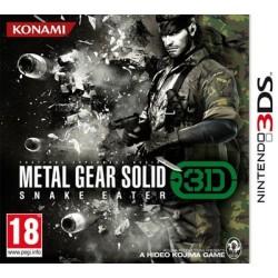 Metal Gear Solid Snake...