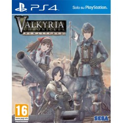 Valkyria Chronicles...