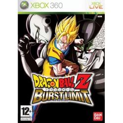 Dragon Ball Z Burst Limit -...