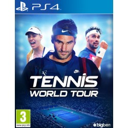 Tennis World Tour - Usato