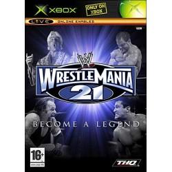 WWE Wrestlemania 21 - Usato