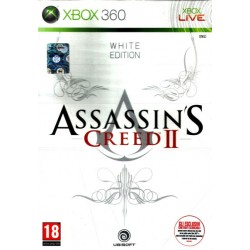 Assassin's Creed II White...