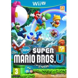 New Super Mario Bros. U -...