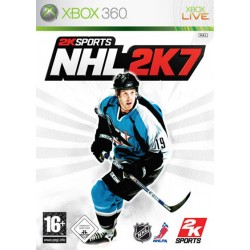 NHL 2K7 - Usato