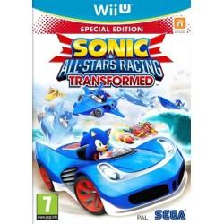 Sonic All-Stars Racing...