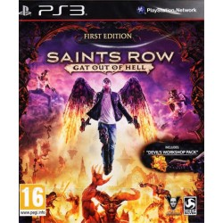 Saints Row Gat Out of Hell...