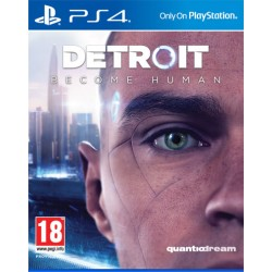 Detroit Become Human - Usato