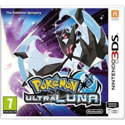 Pokémon Ultra Luna - Usato
