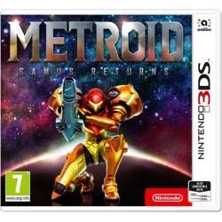 Metroid: Samus Returns - Usato