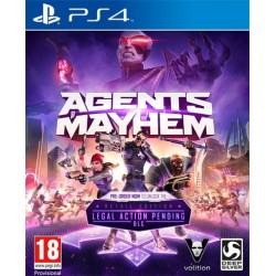 Agents of Mayhem - Usato