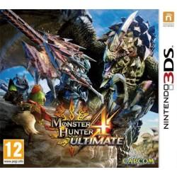 Monster Hunter 4 Ultimate -...