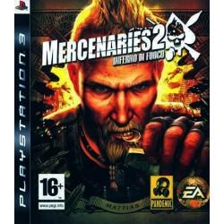 Mercenaries 2: Inferno di...