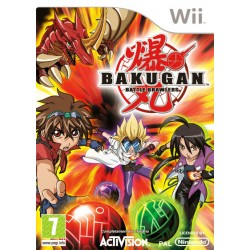 Bakugan Battle Brawlers -...