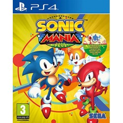 Sonic Mania Plus - Usato