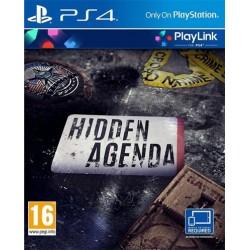 Hidden Agenda - Usato