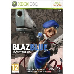 BlazBlue Calamity Trigger -...