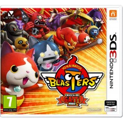 Yo-Kai Watch Blasters:...