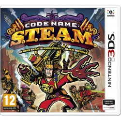 Code Name S.T.E.A.M. - Usato