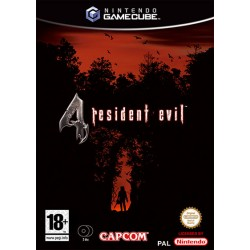 Resident Evil 4 - Usato