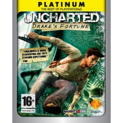 Uncharted: Drake's Fortune...