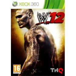 WWE '12 - Usato