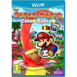 Paper Mario Color Splash -...