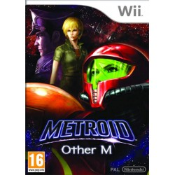 Metroid Other M - Usato