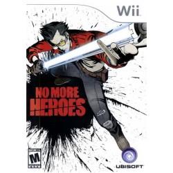 No More Heroes - Usato