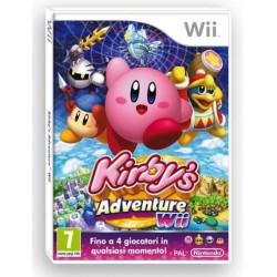 Kirby's Adventure Wii - Usato