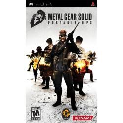 Metal Gear Solid Portable...