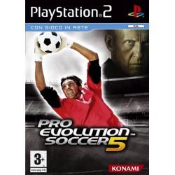 Pro Evolution Soccer 5 - Usato