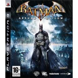Batman Arkham Asylum - Usato