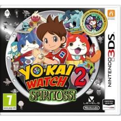 Yo-Kai Watch 2 Spiritossi -...