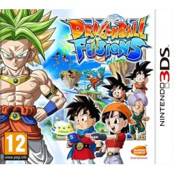Dragon Ball Fusions - Usato