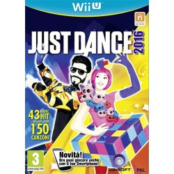 Just Dance 2016 - Usato