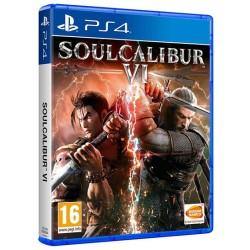 Soul Calibur VI - Usato