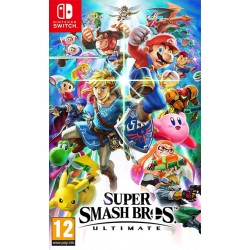 Super Smash Bros Ultimate -...