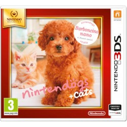 Nintendogs + Cats...
