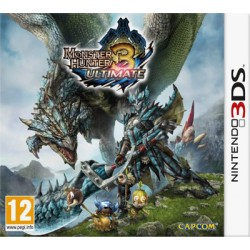 Monster Hunter 3 Ultimate -...