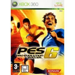 Pro Evolution Soccer 6 - Usato