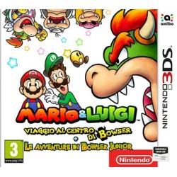 Mario & Luigi: Viaggio al...