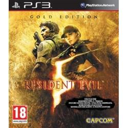 Resident Evil 5 Gold...