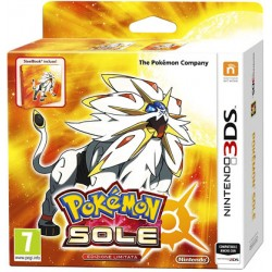 Pokémon Sole Limited...