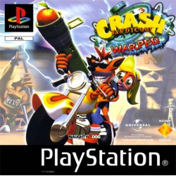 Crash Bandicoot 3 Warped -...