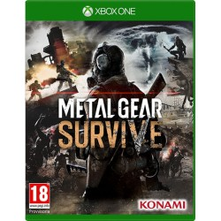 Metal Gear Survive - Usato