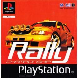 Mobil 1 Rally Championship...