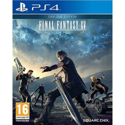Final Fantasy XV Day One...