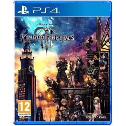 Kingdom Hearts III - Usato